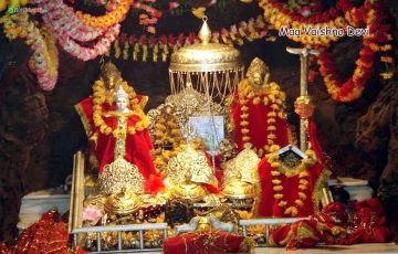 Vaishno Devi Tour with Srinagar Tour 7 Night / 8 Days