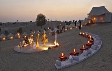Winter Desert Camping