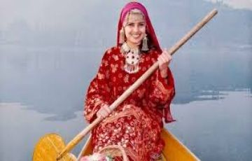 Romantic Srinagar Honeymoon Package