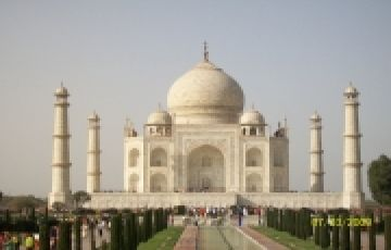 Taj Mahal With Camel Safari Tours