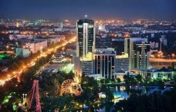 Tashkent(Uzbekistan) 4 Nights / 5 Days