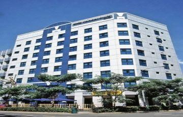 Hotel Claremont - Singapore City Break