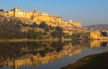 Golden Triangle With Rural Rajasthan