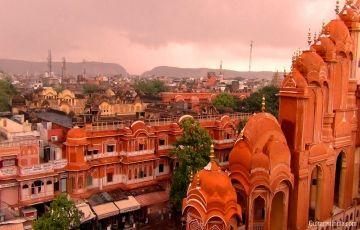 Delhi - Agra - Jaipur - (4 Nights / 5 Days)