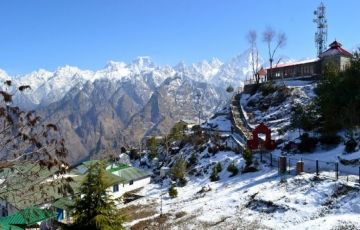 Beautiful Uttrakhand's Virgin Places
