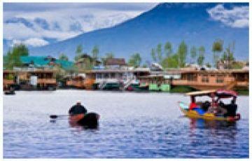 Kashmir Tour 5 Days / 4 Nights