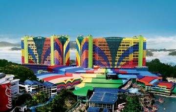 Malaysia And Singapore in Budget Tour