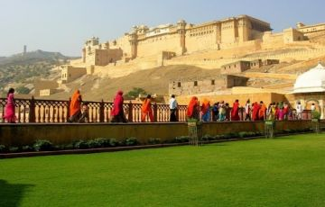 Golden Triangle Pushkar
