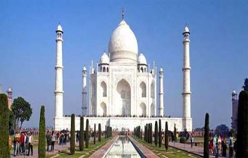 Golden Triangle Amazing Tour