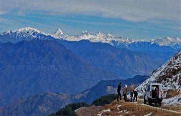 Grand Kashmir with Maa Vaishno Devi & Patnitop