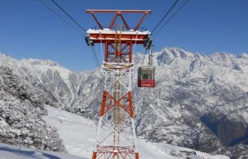 Auli Skiing 3 Nights - 4 Days Package Tour
