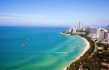Bangkok Pattaya 4 Night / 5 Days From Ahmedabad