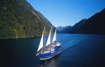 Newzealand Southern Splendour Tour