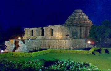 Puri-Konark Special Economic Package