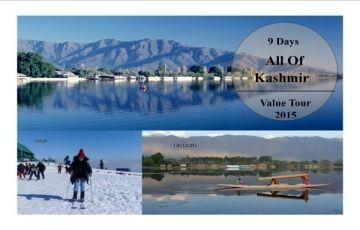 Tour Package For Kashmir Tour