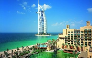 Tour Package For Dubai & Mauritius for 7 Nights / 8 Days