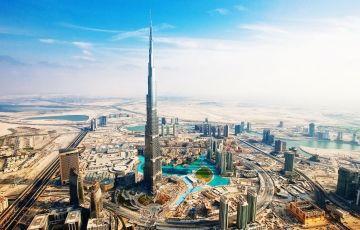 Marvels Dubai & Mauritius for 7 Nights / 8 Days