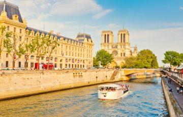 Swiss Paris Tour Package