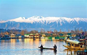 Kashmir 3 Night Tour Package