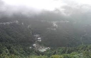 Mussoorie by Cab