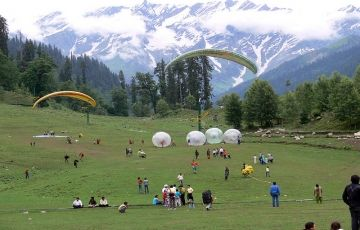 Special Shimla - Manali with Amritsar Package