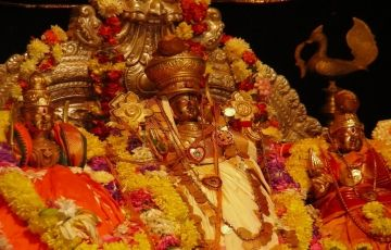 Religious tour of Tirupati Balaji
