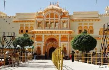 Rajasthan and Madhya Pradesh with Golden Triangle