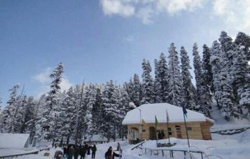 Beauty of Kashmir tour package 3nights/4days