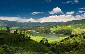 Romantic Sojourn in South India