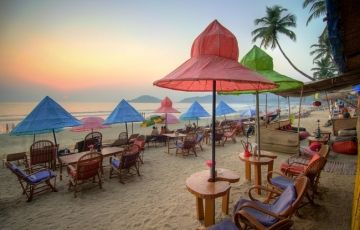 Beach Holidays : Goa, India