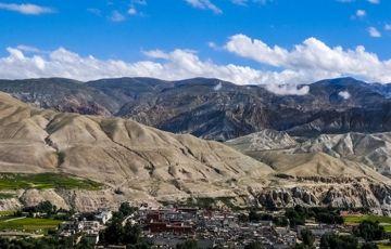 Upper Mustang Trek Tour