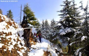Jammu to Bhaderwah Tour Package