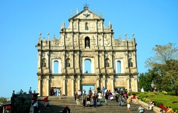 Simply Hong Kong & Macau Tour Package