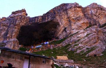 Amarnath Yatra With Air