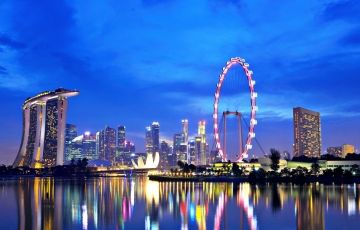 Celebrate Holidays In Singapore With Cruise Travel
