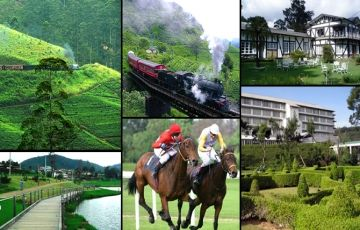 Best Sri Lanka Tour Trip Package To Kandy Nuwaraeliya Bentota Colombo For 4 Nights 5 Days
