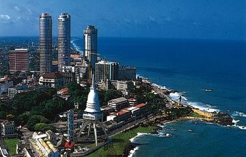Bentota to Colombo Package