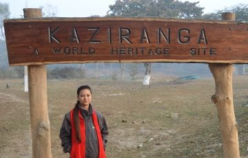 Scotland of the East - Charapunjee, Kaziranga and Guwahati