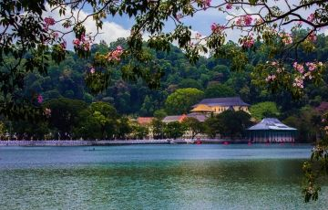 Kandy to Bentota Tour Package