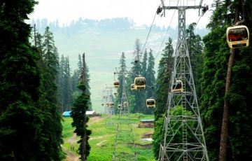 Srinagar to Pahalgam Package