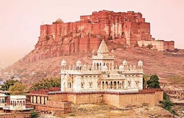 Colour of Rajasthan