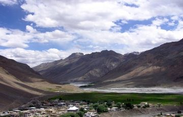 Amazing Lahaul & Spiti Tour Package