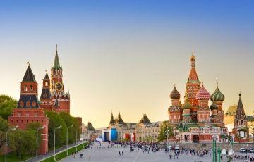 Beauty Of Russia