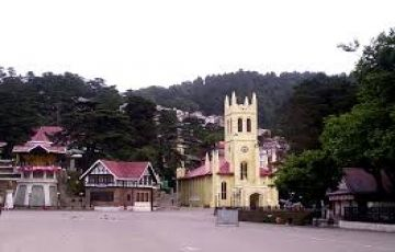 Shimla Volvo Package