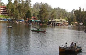 Bangalore, Ooty & Kodaikanal Tour - 07 Days