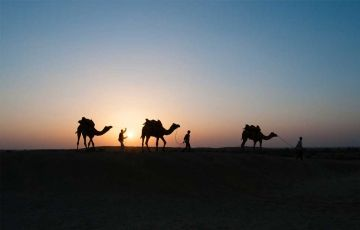 Ideal time to explore Jaisalmer's attractions