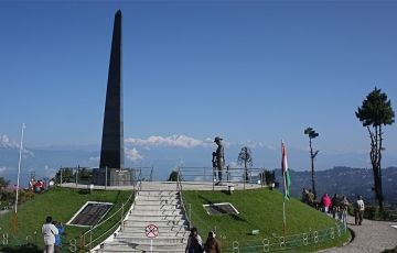 Darjeeling, Kalimpong & Gangtok - 5n/ 6days