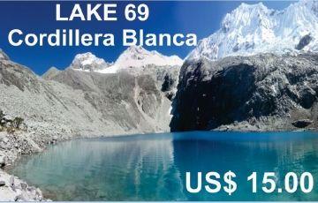 Peru Summer vaction in Cordillera Blanca - Huaraz