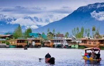 Beautiful Kashmir Package