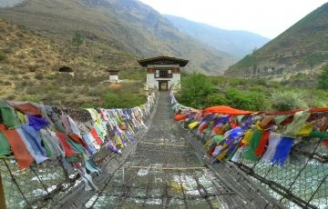 Bhutan by Road (Ex Bagdogra-IXB-/NJP station)
